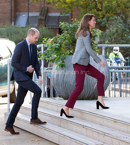 Duke Of Cambridge,  Duchess of Cambridge, attend Shout's Crisis Volunteer celebration event at the Troubadour White City Theatre in London, England on November 12, 2019.<br /> CAP/TSC<br /> ©TSC/Capital Pictures /MediaPunch ***NORTH AMERICA ONLY***