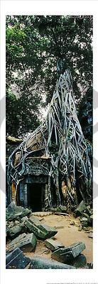 Dr. Xiong, LANDSCAPES, panoramic, photos, Temple, Angkor, Cambodia(AUJXP507,#L#)
