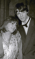 Brenda Vaccaro and husband Guy Hector wedding day 1986<br /> Photo By Jesse Nash/PHOTOlink