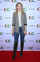 13 April 2019 - Las Vegas, NV - Virginia Gardner. 2019 ClexaCon Cocktails for Change at The Tropicana Hotel. <br /> CAP/ADM/MJT<br /> &copy; MJT/ADM/Capital Pictures