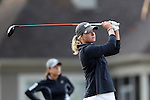 28 October 2016: University of Alabama's Mia Landegren. The First Round of the 2016 Landfall Tradition NCAA Women's Golf Championship hosted by the University of North Carolina Wilmington Seahawks was held at the Pete Dye Course at the Country Club of Landfall in Wilmington, North Carolina.