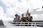 Melissa Archer, Sean Carrigan, Christian LeBlanc, Christopher Sean, Ryan Paevey, John Driscoll, Jeff Branson -  Actors from Y&R, General Hospital and Days donated their time to Southwest Florida 16th Annual SOAPFEST at the Cruisin' and Schmoozin' Marco Island Princess in Marco Island, Florida on May 24, 2015 - a celebrity weekend May 22 thru May 25, 2015 benefitting the Arts for Kids and children with special needs and ITC - Island Theatre Co.  (Photos by Sue Coflin/Max Photos)