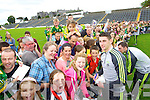 Paul Geaney Kerry Senior footballer at Kerry GAA family day at Fitzgerald Stadium on Saturday.