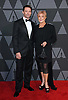 12.11.2017; Hollywood, USA: HUGH JACKMAN AND DEBORRA-LEE FURNESS<br /> attend the Academy&rsquo;s 2017 Annual Governors Awards in The Ray Dolby Ballroom at Hollywood &amp; Highland Center, Hollywood<br /> Mandatory Photo Credit: &copy;AMPAS/Newspix International<br /> <br /> IMMEDIATE CONFIRMATION OF USAGE REQUIRED:<br /> Newspix International, 31 Chinnery Hill, Bishop's Stortford, ENGLAND CM23 3PS<br /> Tel:+441279 324672  ; Fax: +441279656877<br /> Mobile:  07775681153<br /> e-mail: info@newspixinternational.co.uk<br /> Usage Implies Acceptance of Our Terms &amp; Conditions<br /> Please refer to usage terms. All Fees Payable To Newspix International