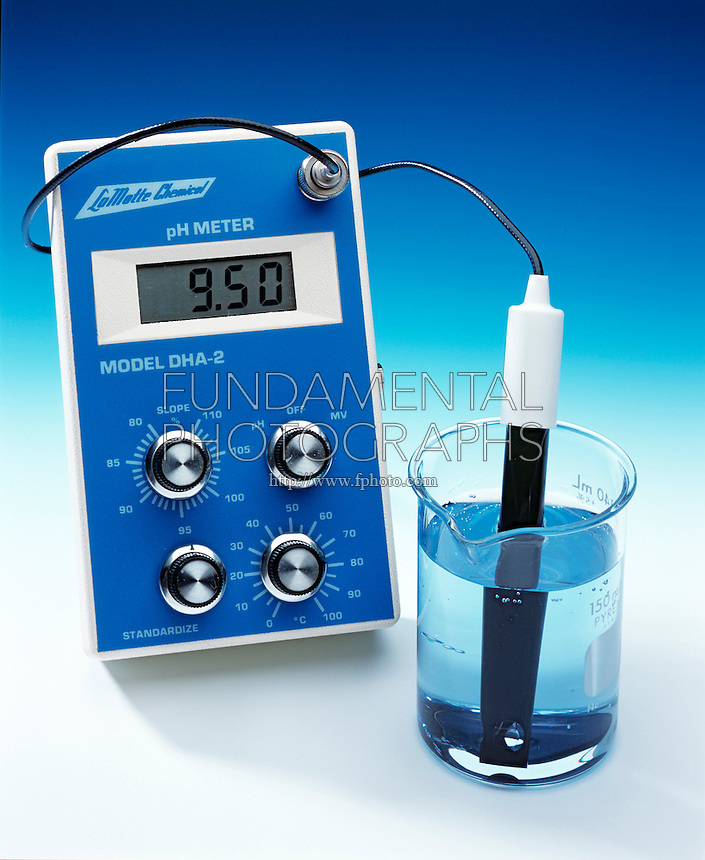 pH METER, BROMOTHYMOL BLUE  & NaC2H3O2 (aq): 1 of 4<br />