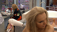 Amanda Barrie &amp; India Willoughby<br /> Celebrity Big Brother 2018 - Day 2<br /> *Editorial Use Only*<br /> CAP/KFS<br /> Image supplied by Capital Pictures