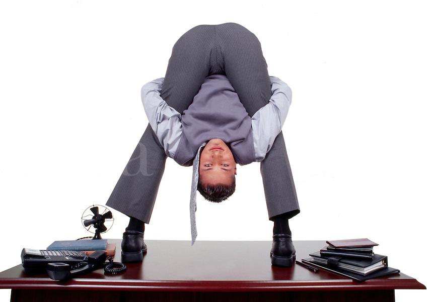 Flexible worker.