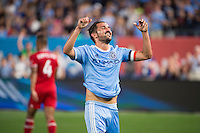 New York City FC vs Chicago Fire, September 23, 2016
