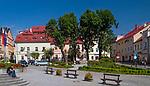 Rynek w Dusznikach-Zdroju, Polska<br /> Market place in Duszniki-Zdr&oacute;j, Poland