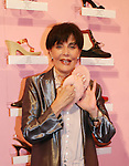 "Linda Dano (Another World, OLTL, AMC, GH) is holding a slipper at the 15th Annual QVC presents ""FFANY Shoes on Sale"" which benefits Breast Cancer Research on October 15, 2008 at the Waldorf Astoria, New York City, New York. (Photo by Sue Coflin/Max Photos)"