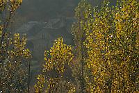 Europe/France/Languedoc-Roussillon/48/Lozère/Gorges du Tarn/La Croze : Village Cevennol
