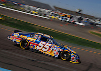 Apr 20, 2006; Phoenix, AZ, USA; Nascar Nextel Cup driver Michael Waltrip of the (55) NAPA Dodge Charger during practice for the Subway Fresh 500 at Phoenix International Raceway. Mandatory Credit: Mark J. Rebilas-US PRESSWIRE Copyright © 2006 Mark J. Rebilas..