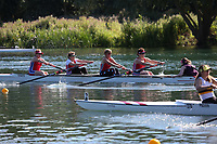 Race: 34: W Tier2 4+  Heat 2<br /> <br /> Peterborough Summer Regatta 2017 - Sunday<br /> <br /> To purchase this photo, or to see pricing information for Prints and Downloads, click the blue 'Add to Cart' button at the top-right of the page.