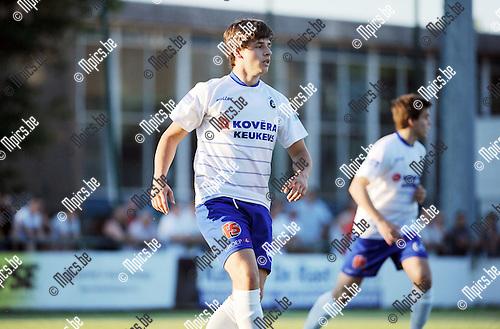 2015-07-01 / Voetbal / seizoen 2015-2016 / KSK Heist / Giovanni Rymenants<br /><br />Foto: Mpics.be