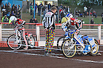 LAKESIDE HAMMERS v PETERBOROUGH PANTHERS<br /> ELITE LEAGUE<br /> FRIDAY 10TH MAY 2013<br /> ARENA-ESSEX<br /> HEAT 5