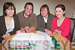 Residents of the Black Valley, l-r: Delia Casey, John Casey, Kitty O'Connor and Siobha?n Tangney.   Copyright Kerry's Eye 2008