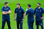 Tottenham Hotspur FC's coach Mauricio Pochettino with his team during training session. October 16,2017.(ALTERPHOTOS/Acero)
