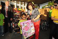 Primera Dama Margarita Cedeno de Fernandez, celebra Día del Niño en Santiago