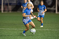 Allston, MA - Saturday Sept. 24, 2016: Brittany Ratcliffe during a regular season National Women's Soccer League (NWSL) match between the Boston Breakers and the Western New York Flash at Jordan Field.
