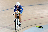 Erin Criglington of Southland competes in the Masters Women 3 2000m IP at the Age Group Track National Championships, Avantidrome, Home of Cycling, Cambridge, New Zealand, Thurssday, March 16, 2017. Mandatory Credit: © Dianne Manson/CyclingNZ  **NO ARCHIVING**