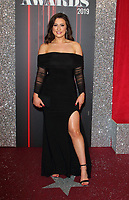 The British Soap Awards 2019 - Red Carpet Arrivals, The Lowry, Media City, Salford, Manchester on June 1st 2019<br /> <br /> Photo by Keith Mayhew