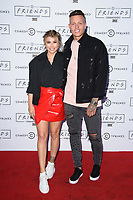 Olivia Buckland and Alex Bowen<br /> at the closing party for Comedy Central UK's FriendsFest at Clissold Park, London<br /> <br /> <br /> ©Ash Knotek  D3307  14/09/2017