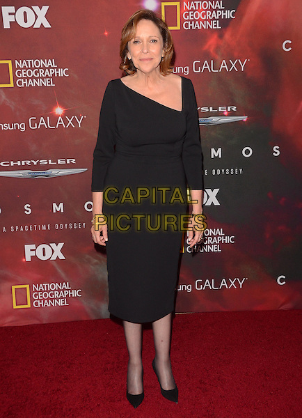 04 March 2014 - Los Angeles, California - Ann Druyan (EP, Director).  &quot;Cosmos: A Spacetime Odyssey&quot; Premiere Screening at The Greek Theater in Los Angeles. <br /> CAP/ADM/BT<br /> &copy;Birdie Thompson/AdMedia/Capital Pictures