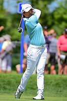 Haru Nomura (JPN) watches her tee shot on 2 during Saturday's round 3 of the 2017 KPMG Women's PGA Championship, at Olympia Fields Country Club, Olympia Fields, Illinois. 7/1/2017.<br /> Picture: Golffile | Ken Murray<br /> <br /> <br /> All photo usage must carry mandatory copyright credit (&copy; Golffile | Ken Murray)