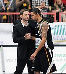 Basketball 1. Bundesliga 2010/20111: Walter Tigers Tuebingen - LTi Giessen 46ers