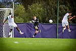 Spencer Richey - UW mens soccer vs UAB.  Photo by Rob Sumner / Red Box Pictures.