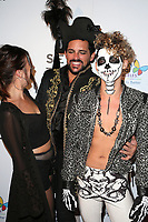 "29 October 2017 - West Hollywood, California - Guests. Gigi Gorgeous Hosts Haunted ""Carn-Evil for Good"" Halloween Bash Benefiting Transyouth. Photo Credit: F. Sadou/AdMedia"