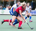 UTRECHT - Laurien Leurink (Laren)   tijdens de hockey hoofdklasse competitiewedstrijd dames:  Kampong-Laren . COPYRIGHT KOEN SUYK