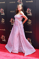 LOS ANGELES - MAY 5:  Victoria Konefal at the 2019  Daytime Emmy Awards at Pasadena Convention Center on May 5, 2019 in Pasadena, CA