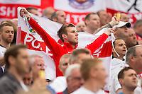 An England fan