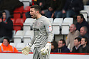 Steve Arnold of Stevenage. Stevenage v Swindon Town - npower League 1 -  Lamex Stadium, Stevenage - 27th October, 2012. © Kevin Coleman 2012.