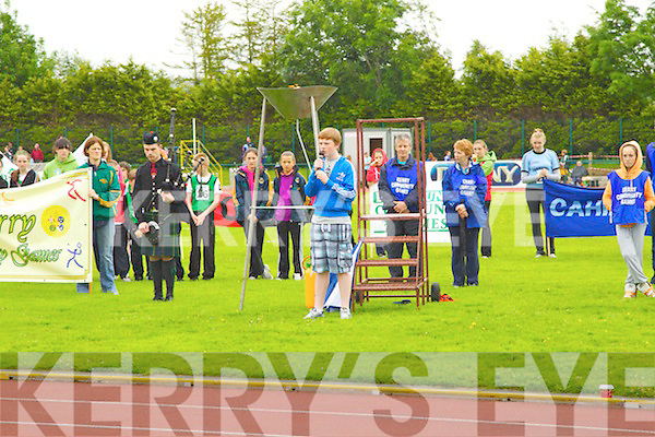 Pictured at the Kerry Community Games finals at Castleisland on Saturday were