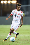 Kingsley Coman of Bayern in action during the International Champions Cup match between FC Bayern and FC Internazionale at National Stadium on July 27, 2017 in Singapore. Photo by Weixiang Lim / Power Sport Images