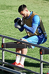 Getafe's Erick Cabaco during training session. February 19,2020.(ALTERPHOTOS/Acero)