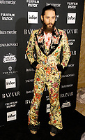 NEW YORK, NY - SEPTEMBER 08: Jared Leto attends the 2017 Harper's Bazaar Icons at The Plaza Hotel on September 8, 2017 in New York City. <br /> CAP/MPI/JP<br /> &copy;JP/MPI/Capital Pictures