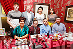Sean Counihan from Castlemaine celebrating his birthday in Cassidys on Saturday night.<br /> Seated l to r: Kathleen Counihan, Cody and Robert McCormack and Conor Counihan.<br /> Standing l to r: Graig and Sean Counihan, Theresa McCormack and Carla Counihan.