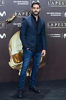 Miguel Diosdado attends to the premiere of 'La Peste' at Callao Cinemas in Madrid, Spain. January 11, 2018. (ALTERPHOTOS/Borja B.Hojas) /NortePhoto.com NORTEPHOTOMEXICO