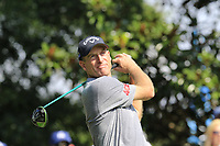 Jim Furyk (USA) tees off the 16th tee during Friday's Round 2 of the 2017 PGA Championship held at Quail Hollow Golf Club, Charlotte, North Carolina, USA. 11th August 2017.<br /> Picture: Eoin Clarke | Golffile<br /> <br /> <br /> All photos usage must carry mandatory copyright credit (&copy; Golffile | Eoin Clarke)