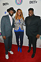 MIAMI, FL - JANUARY 30: Rickey Smiley, Yolanda Adams and Melvin Crispell III attend the 21st Annual Super Bowl Gospel Celebration at James L Knight Center on January 30, 2020 in Miami, Florida. ( Photo by Johnny Louis / jlnphotography.com )