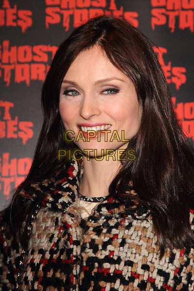 LONDON, ENGLAND - FEBRUARY 27:  Sophie Ellis Bextor attends the 'Ghost Stories' Press Night at the Arts Theatre on February 27, 2014 in London, England.<br /> CAP/ROS<br /> &copy;Steve Ross/Capital Pictures