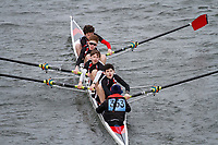 Crew: 353  Lon Oratory Sch  Event: J15 Fours<br /> <br /> Schools' Head of the River 2017<br /> <br /> To purchase this photo, or to see pricing information for Prints and Downloads, click the blue 'Add to Cart' button at the top-right of the page.