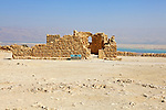Small Palace At Masada