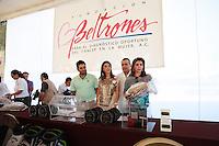 Evento premiacion del Torneo de Golf a beneficio de la Fundacion Beltrones.<br /> <br /> Sylvana Beltrones,Sylvia Sanchez y  Manlio Fabio Beltrones ...<br /> **JoelGarcia/NortePhoto