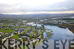 Aerial photos Kilaloe County Clare