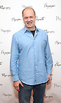 Daniel Jenkins attends the meet & Greet for Playwrights Horizons New York Premiere pf 'For Peter Pan on her 70th Birthday' on July 25, 2017 at the Playwrights Horizons Studios at  in New York City.