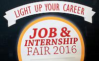 Job and Internship Fair - Spring